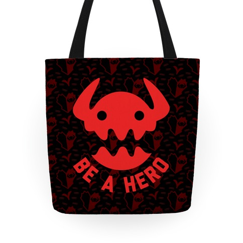 How to Train Your Dragon Be a Hero Tote