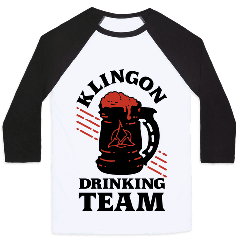 Klingon Drinking Team