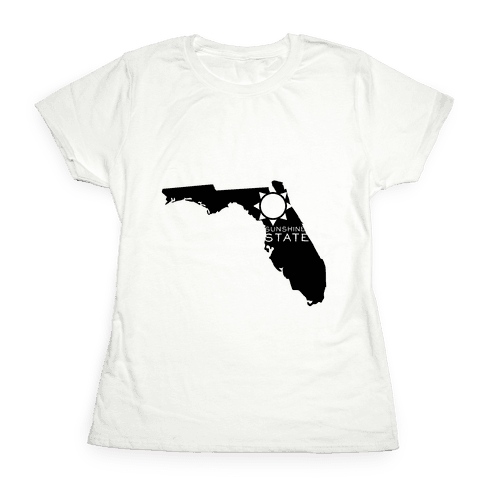 Sunshine State Womens T-Shirt