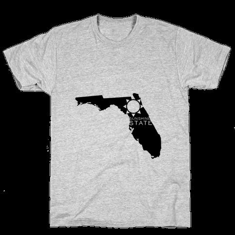 Sunshine State Mens T-Shirt