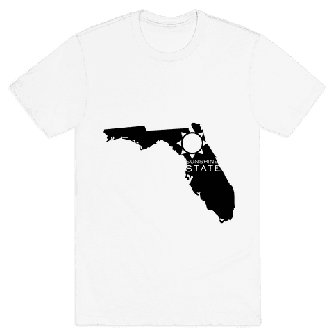 Sunshine State Mens T-Shirt
