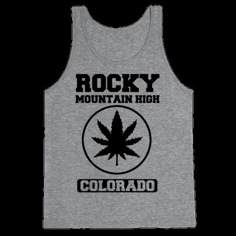 Rocky Mountain High Colorado Tank Top