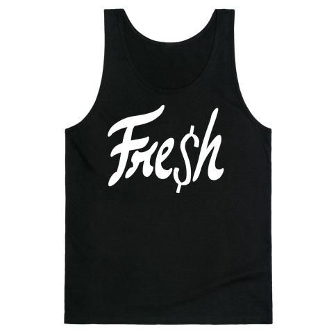Fresh Tank Top