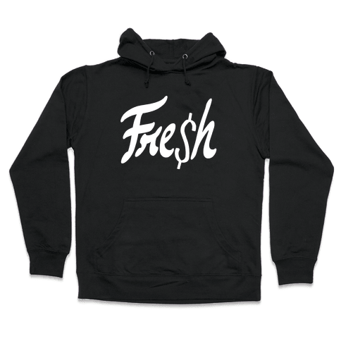 Fresh Hooded Sweatshirt