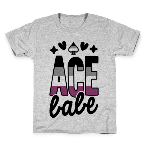 Ace Babe Kids T-Shirt