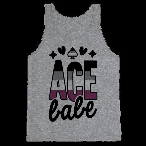 Ace Babe Tank Top