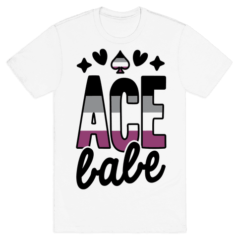 Ace Babe Mens T-Shirt