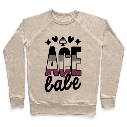 Ace Babe Pullover
