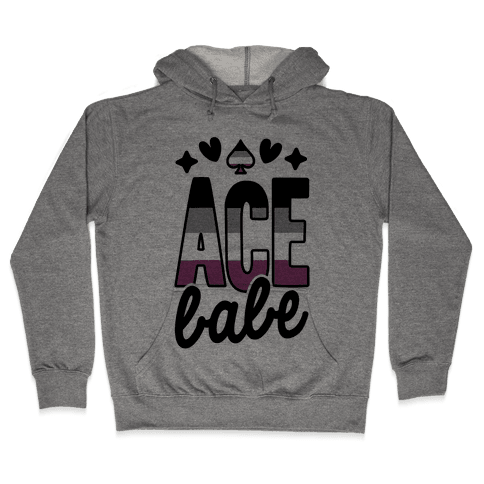 Ace Babe Hooded Sweatshirt