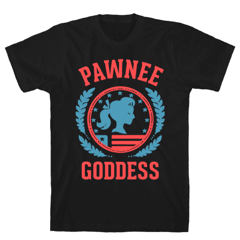 Pawnee Goddess Mens T-Shirt