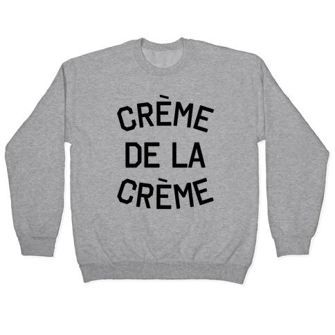 Creme De La Creme Pullover