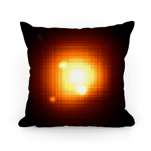 Gamma-Ray Burst Pillow