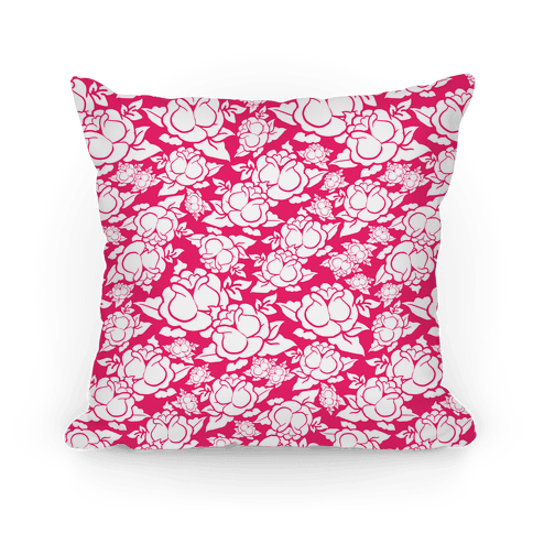Pink Rose Pattern