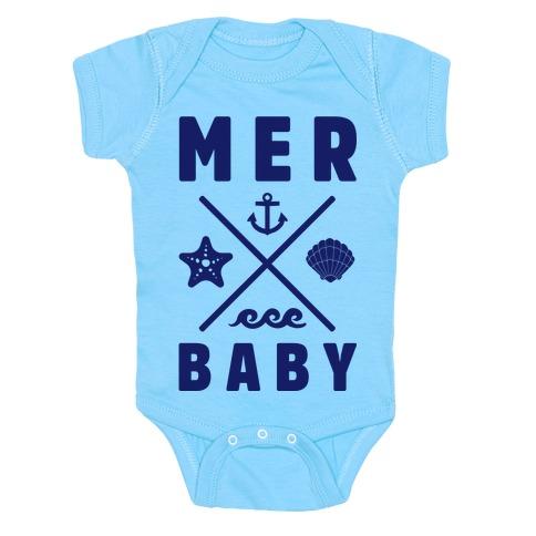 Merbaby Baby Onesy