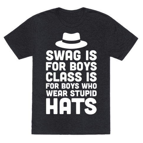 Swag Is For Boys