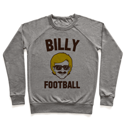 Billy Football Pullover