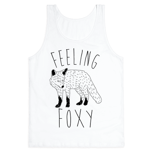 Feeling Foxy Tank Top