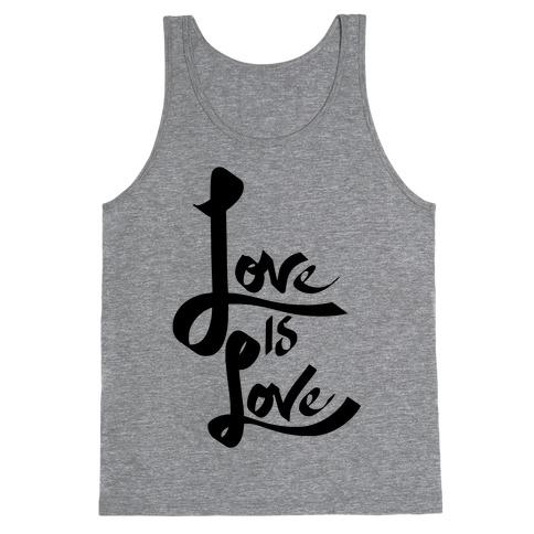 Love Is Love Tank Top