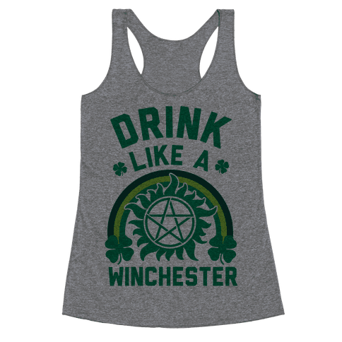 Drink Like A Winchester (St. Patrick's Day)
