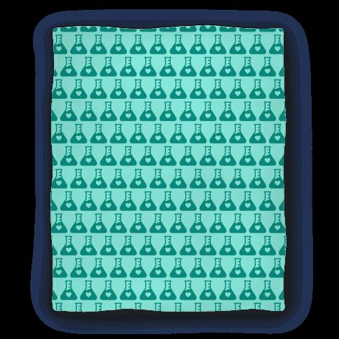 Heart Beaker Blanket Blanket