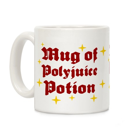 Mug Of Polyjuice Potion Coffee Mug