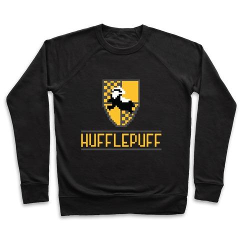 8 Bit Hufflepuff Pullover