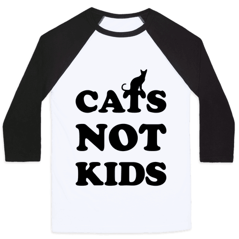 Cats Not Kids