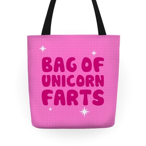 Bag Of Unicorn Farts Tote