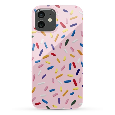 Strawberry Sprinkles Phone Case