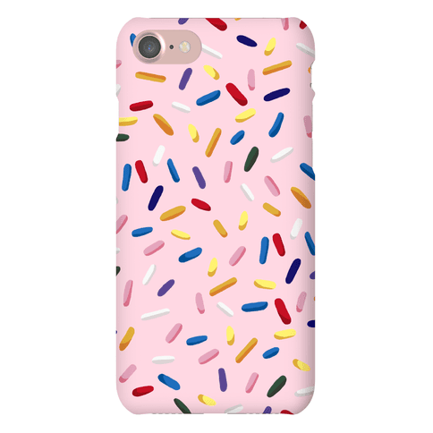 Strawberry Sprinkles Phone Case