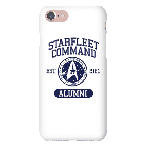 Star Fleet Alumni Phone Case