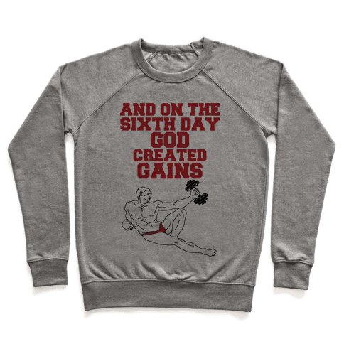 Godly Gains Pullover