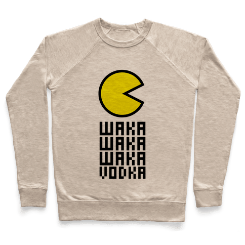 Vodka for Pacman Pullover