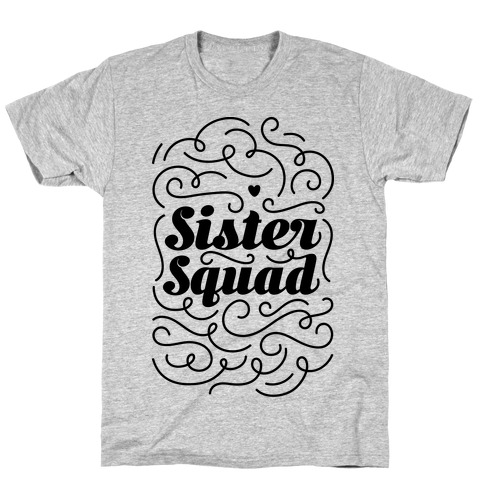 f20283ae Funny Sister T-Shirts | LookHUMAN