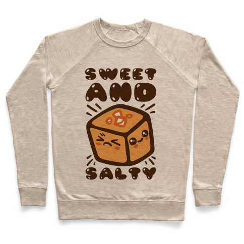 Sweet and Salty Pullover