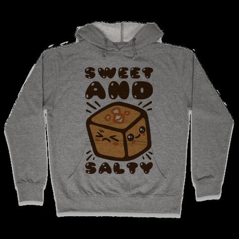 Sweet and Salty Hooded Sweatshirt