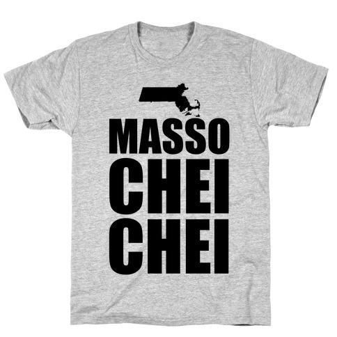 Massachusetts Mens T-Shirt