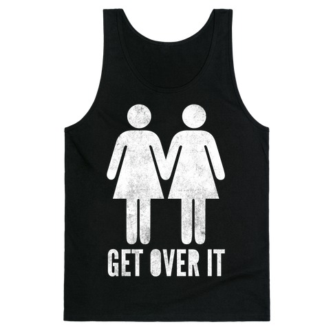 Get Over It Tank Top