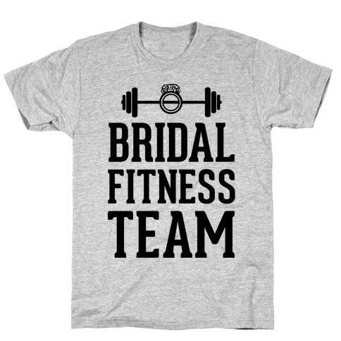 Bridal Fitness Team T-Shirt