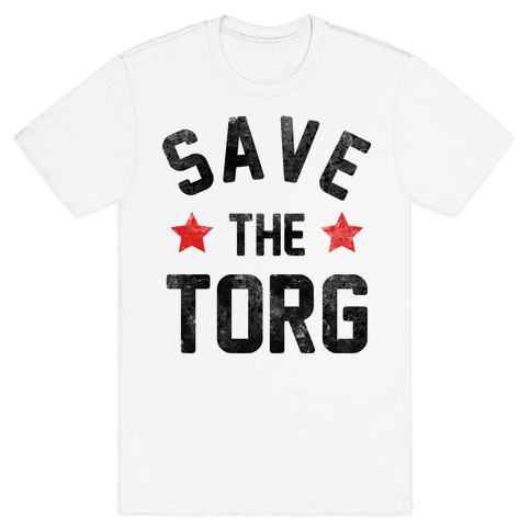 Save the Torg Mens T-Shirt