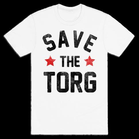 Save the Torg Mens T-Shirt