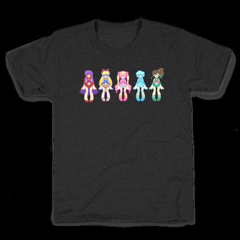 Pretty Guardians Kids T-Shirt