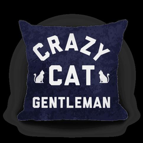 Crazy Cat Gentleman