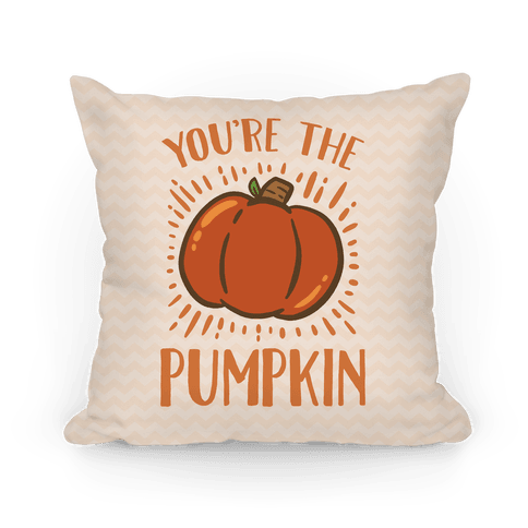 You're The Pumpkin