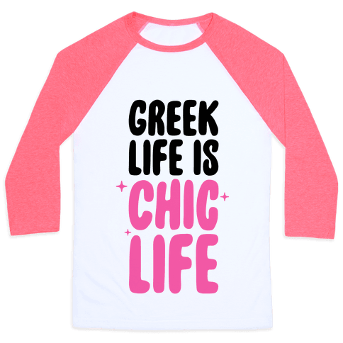Greek Life Is Chic Life