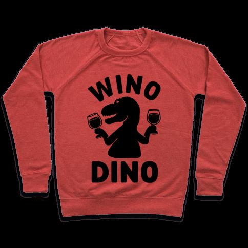 Wino Dino Pullover