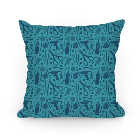 Crafty Pattern Pillow