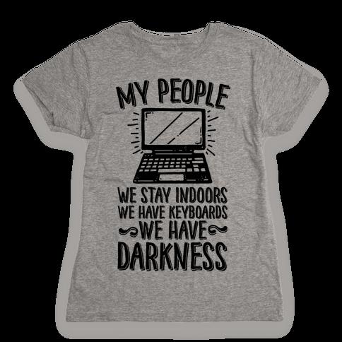 My People Womens T-Shirt