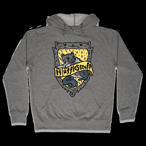 House Cats Hufflescruff Hooded Sweatshirt