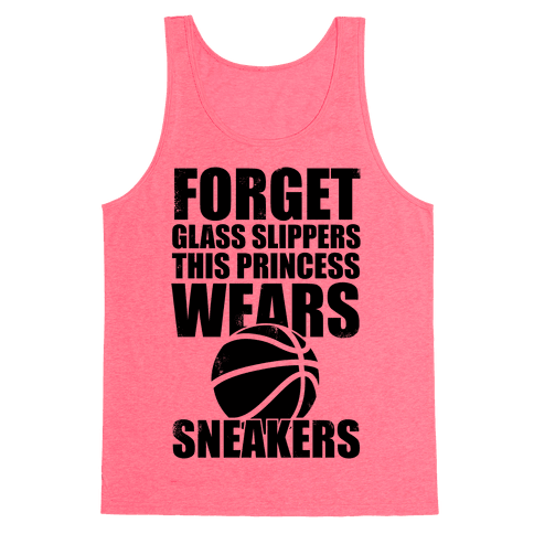 This Princess Wears Sneakers (Basketball)